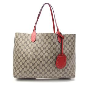 Gucci GG Supreme Tote Bag Reversible 20200507
