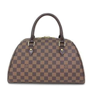 Louis Vuitton LOUIS VUITTON Rivera MM Damier Ebene handbag N41434 mini Boston bag