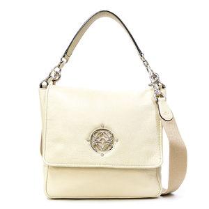 LOEWE handbag shoulder bag 2WAY beige ladies' men