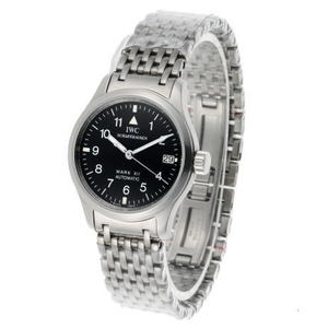 IWC Mark 12 Automatic IW4421 Steel Watch