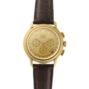 ZENITH Zenith Chronomaster El Primero Automatic 14 30.0240.400 Gold Dial 750YG 1910363