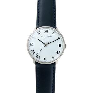 IWC International Watch Company Portofino Vintage Hand-wound Cal.C403 2401 White Dial SS 1910353