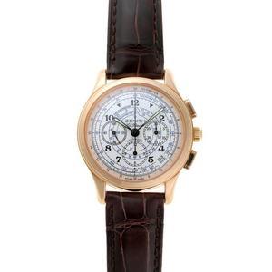 ZENITH Rose Gold El Primero Chronograph Automatic Watch 17.0500.400 750RG