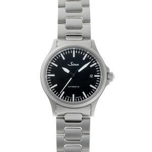 SINN Jin 556 Round Watch Automatic 556.M Black Dial SS 1910447