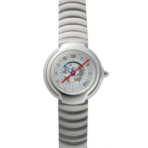dunhill Dunhill Millennium GMT Automatic DC2601M Silver Dial SS 1910537