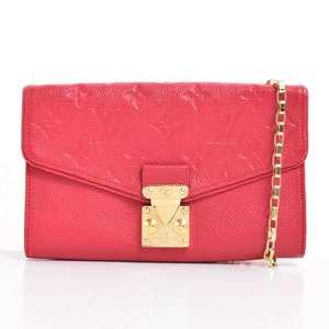 ■ BR Rakuichi Main Store LOUIS VUITTON Louis Vuitton Anplant Pochette Saint-Germain Threes Leather