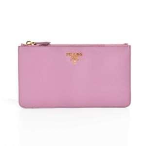 ■ BR Rakuichi Main Store PRADA Prada Saffiano Pouch Pink Leather