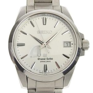 SEIKO Seiko GS Grand Spring Drive Men's Automatic Watch 9R65-0AG0