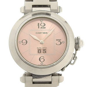 Cartier Cartier Pasha Big Date Men's Automatic Watch 2475