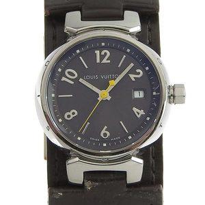 LOUIS VUITTON Louis Vuitton Tambour Ladies Quartz Wrist Watch Q1211