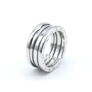 BVLGARI Bvlgari K18WG B-ZERO1 Ring S