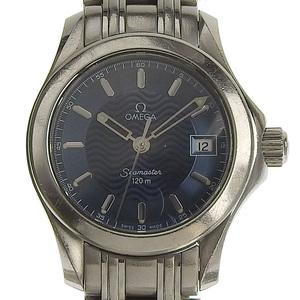 OMEGA Omega Seamaster 120 Ladies Quartz Wrist Watch 2581.81