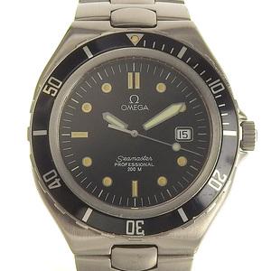 OMEGA Omega Seamaster Men's Quartz Watch Dial 396.1052