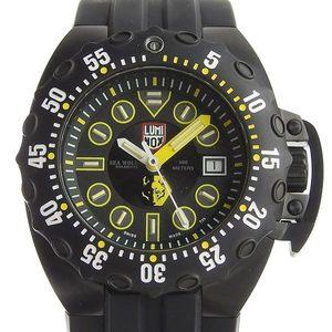 LUMINOX Deep Dive Scott Cassel Men's Automatic Watch 1526