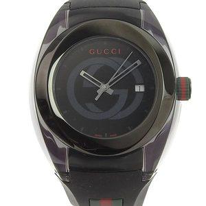 GUCCI Gucci SYNC Men's Quartz Wrist Watch 137.1