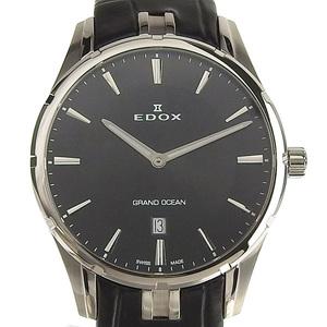 EDOX Grand Ocean Men's Quartz Watch Dial 56002