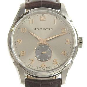 HAMILTON Hamilton Jazz Master Mens Quartz Wrist Watch H384110