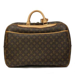 LOUIS VUITTON Louis Vuitton Boston Bag Monogram Alize 24 Earl Van Quatre Ladies Men