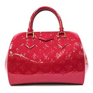 LOUIS VUITTON Louis Vuitton Handbag Monogram Verni Montana M90084 Ladies Men