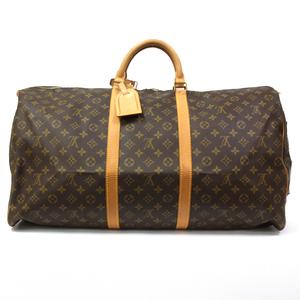 LOUIS VUITTON Louis Vuitton Boston Bag Monogram Keepall 60 M41422 Ladies Men
