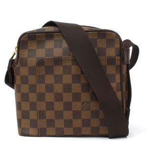 LOUIS VUITTON Louis Vuitton Shoulder Bag Damier Olaf PM N41442 Ladies Men