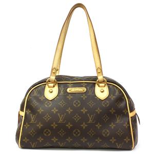 LOUIS VUITTON Louis Vuitton Shoulder Bag Monogram Montorgueil PM M95565 Women's Men's