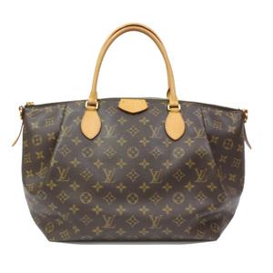 LOUIS VUITTON Louis Vuitton Shoulder Bag Handbag Monogram Turen GM M48815 Ladies Men