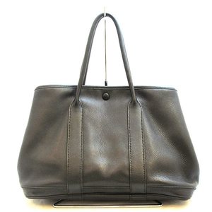 Hermes Bag Garden Twill TPM Vaud Swift Black □ J Engraved HERMES L' AIR DE GINZA 2006 Ladies Party