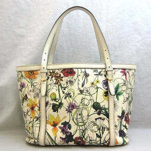 Gucci Bag Flora Small Tote Leather 336776 GUCCI Women