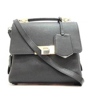 Balenciaga Bag Shoulder Tote 2way Rudis Soft Mini Carter Calf Black Ladies BALENCIAGA