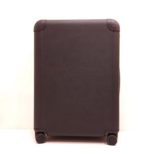 Louis Vuitton Horizon 55 Noir Black Carry Bag Suitcase Men Women Ladies Epi M23235 LOUISVUITTON