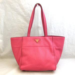 Prada Bag Vittero Dino Tote Pink BR5092 PEONIA Ladies PRADA