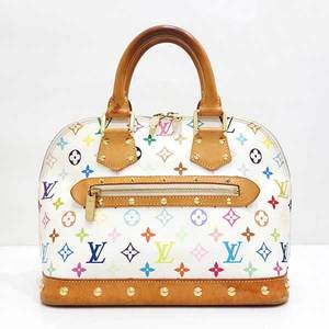 Louis Vuitton Bag Tote Hand Arma Studs Monogram Multicolor Bron M92647 Ladies LOUISVUITTON
