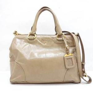 Prada Bag Tote Shoulder 2way One Leather Ladies PRADA