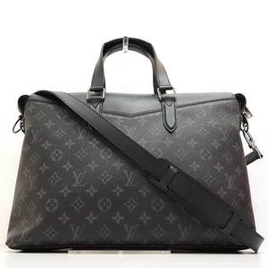 Louis Vuitton Bag Briefcase Explorer Shoulder One 2way Monogram Eclipse M40566 Mens LOUISVUITTON