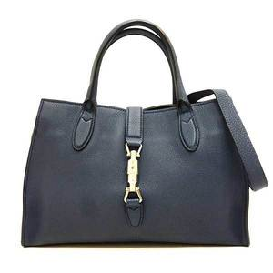 Gucci Bag Tote Shoulder Jackie Soft Leather Top Handle 2way New 365460 Ladies GUCCI