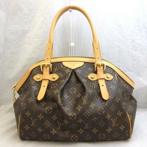 Louis Vuitton Bag Monogram Shoulder Tivoli GM M40144 Ladies LOUIS VUITTON