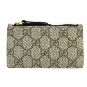 Gucci Card Case Coin Business Holder Purse Ladies Men 431715 GUCCI