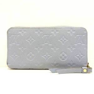 Louis Vuitton Wallet Long Round Zip Zippy Monogram Anplant Lira M60570 Ladies LOUISVUITTON