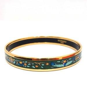 Hermes Accessory Bracelet Bangle Email PM Cloisonne Ladies HERMES