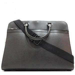 Louis Vuitton Bag Briefcase Shoulder One 2way Basano MM Epinoir Black M54032 LOUISVUITTON