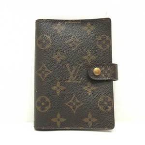 Louis Vuitton Notebook Cover 6 Hole Type Agenda PM Monogram R20005 Ladies Men LOUISVUITTON