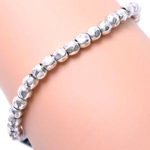 Bottega Veneta BOTTEGAVENETA Silver 925 Ladies Bracelet