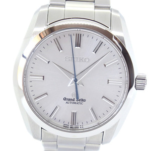 SEIKO Seiko Grand Mechanical 9S61-00B0 SBGR099 Stainless Steel Automatic Winding Men's Silver Dial Wrist Watch