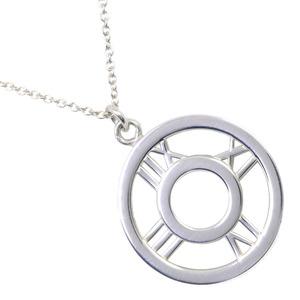 TIFFANY & Co. Tiffany Atlas Silver 925 Ladies Necklace