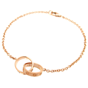 Cartier Baby Love Ladies Bracelet B6027000 750 Pink Gold DH57088