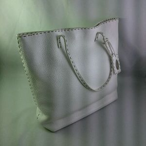 FENDI Fendi tote bag celeria white 240010287670
