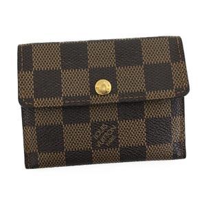 LOUIS VUITTON Louis Vuitton Ludlow card case coin Damier N62925
