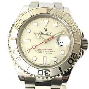 ROLEX Rolex Yacht-Master Rolesium Men's Watch Automatic Stainless Steel SS PT Platinum 16622