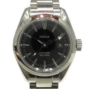 OMEGA Omega Seamaster Aqua Terra Watch Ladies Quartz Stainless Steel SS 2577.50